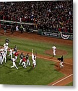 World Series - St Louis Cardinals V Metal Print