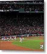 World Series - St Louis Cardinals V Metal Print