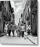 Lucky Luciano Metal Print