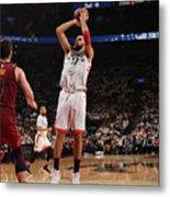 Cleveland Cavaliers V Toronto Raptors - Metal Print