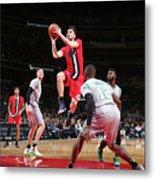 Boston Celtics V Washington Wizards Metal Print