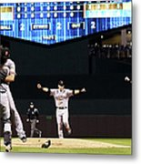 World Series - San Francisco Giants V 13 Metal Print