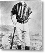 National Baseball Hall Of Fame Library Metal Print