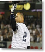 Boston Red Sox V New York Yankees 14 Metal Print