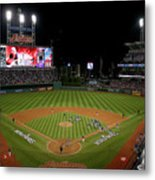 World Series - Chicago Cubs V Cleveland Metal Print