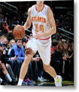 Washington Wizards V Atlanta Hawks Metal Print