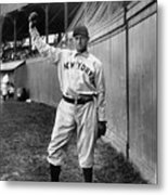 National Baseball Hall Of Fame Library Metal Print