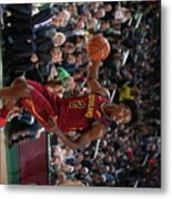 Cleveland Cavaliers V Milwaukee Bucks Metal Print