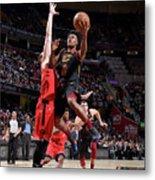 Toronto Raptors V Cleveland Cavaliers Metal Print