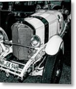 1920's Mercedes Benz Convertible Metal Print