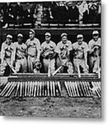1934 St. Louis Cardinals 1934 Metal Print