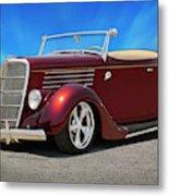 1935 Ford Roadster Metal Print