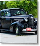 1937 Oldsmobile F 37 Metal Print