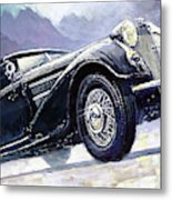 1938 Horch 855 Special Roadster Metal Print
