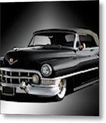 1951 Cadillac Series 62 Convertible Metal Print