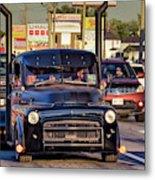1951 Dodge Fargo Tractor Truck Metal Print