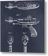 1953 Ray Gun Toy Pistol Blackboard Patent Print Metal Print