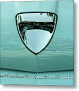 1958 Ford Fairlane Metal Print