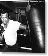 1962 Boxing Metal Print