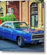 1970 Dodge Charger R/t Metal Print
