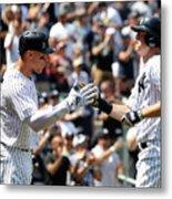 Boston Red Sox V New York Yankees - 2 Metal Print