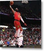 Cleveland Cavaliers V Atlanta Hawks Metal Print