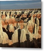 Coal Mine Canyon Near Tuba City Metal Print