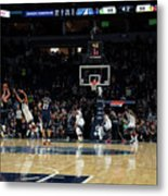 Denver Nuggets V Minnesota Timberwolves Metal Print