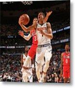 Denver Nuggets V New Orleans Pelicans Metal Print