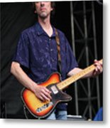 Drive By Truckers Mike Cooley Metal Print