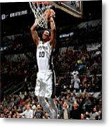Houston Rockets V San Antonio Spurs Metal Print