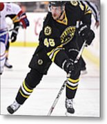 Montreal Canadiens V Boston Bruins Metal Print