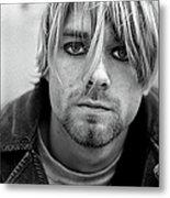 Nirvana In Shepherds Bush Metal Print
