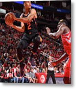 Phoenix Suns V Houston Rockets Metal Print