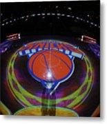 Sacramento Kings V New York Knicks Metal Print