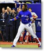 St Louis Cardinals V Toronto Blue Jays 2 Metal Print