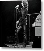 The Doors At The Fillmore East Metal Print