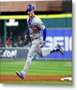 World Series - Los Angeles Dodgers V 2 Metal Print