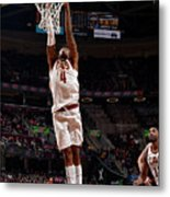 Chicago Bulls V Cleveland Cavaliers Metal Print