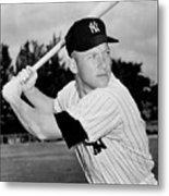 National Baseball Hall Of Fame Library 20 Metal Print