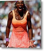 2015 French Open - Day Fourteen Metal Print