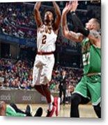 Boston Celtics V Cleveland Cavaliers Metal Print