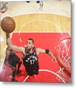 Toronto Raptors V Washington Wizards Metal Print