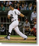 Arizona Diamondbacks V Chicago White Sox Metal Print