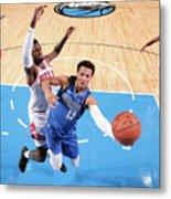 Chicago Bulls V Dallas Mavericks Metal Print