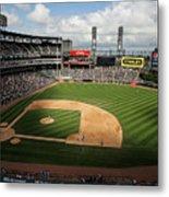 Kansas City Royals V Chicago White Sox Metal Print