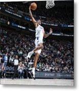 Los Angeles Clippers V Utah Jazz Metal Print