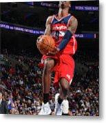 Philadelphia 76ers V Washington Wizards Metal Print