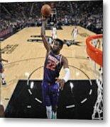 Phoenix Suns V San Antonio Spurs Metal Print