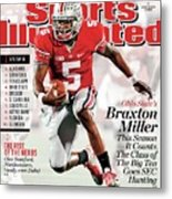 2013 College Football Preview Issue Sports Illustrated Cover Metal Print